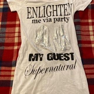 ◆タグ付き◆ CRYXのTシャツホワイト