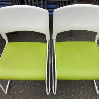 売約済み ⭐︎宇都宮市より⭐︎オフィスチェア 会議椅子 ②