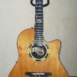 【ギター】★オベーションのエレアコです★#値下げ中