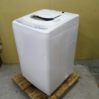 N1323【動作品】洗濯機 東芝 AW-60GE 6㎏ 家族 全...