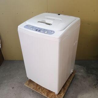 N1324【動作品】格安 洗濯機 東芝 AW-205 全自動 5...