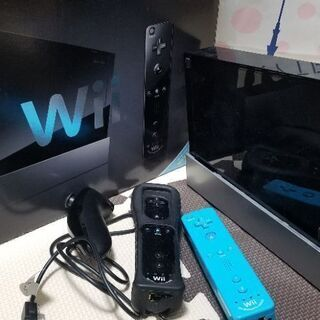 Wii + 追加リモコン