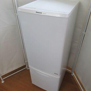 JAKN1538/冷蔵庫/2ドア/右開き/ホワイト/パナソニック...
