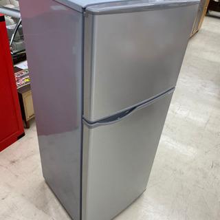 【冷蔵庫】SHARP 2ドア 冷蔵庫 SJ-H12Y-S ②