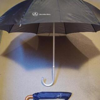 Mercedes-Benz 長傘🌂、折り畳み傘