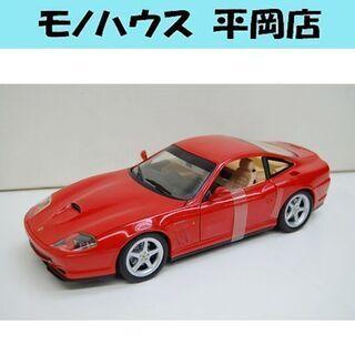 保管品 HotWeels フェラーリ 550 マラネロ 模型 レ...