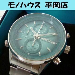 新品 セイコーワイアード AGAW451 クロノグラフ 腕時計 ...