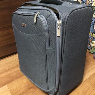 短期旅行用キャリーバッグあげます