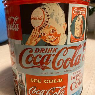 コカ・コーラの大きな缶 高さ約30センチ!