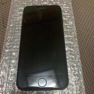 iphone7 128GB ブラック (simロック解除済み)値...