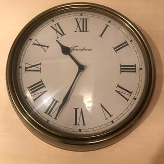 【掛け時計】francfranc