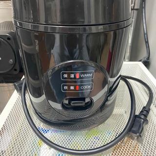 YAMAZEN マイコン炊飯器 YJG-M150(B)  …