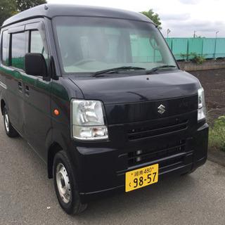 コミコミ17万円、24年式、エブリィ バン、車検あり、下取り可