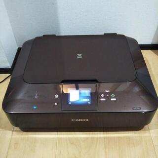 値下げ Canon PIXUS MG7130 新品互換インクつき...