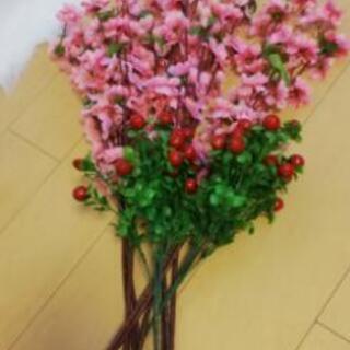 フラワー 桃花 日常 インテリア 撮影道具 お花 かわいい