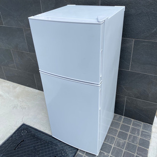 19年製 ほぼ未使用 118L 冷凍冷蔵庫 JR118ML01