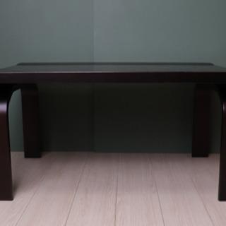 【ネット決済・配送可】Tendo 天童木工 ローテーブル