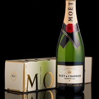 シャンパン【モエ・エ・シャンドン】買います!