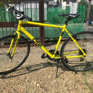 【ネット決済・配送可】自転車