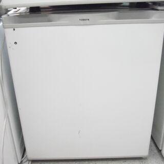 【恵庭】⑲TOSHIBA/東芝 1ドア冷蔵庫 2009年製 39...