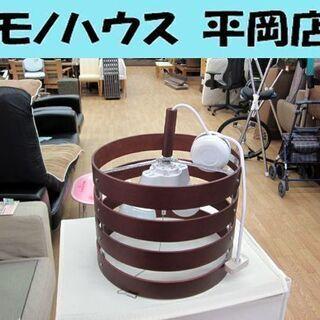 ヤザワ ペンダントライト 2灯 最大消費電力100W×2 ナツメ...