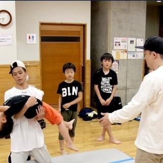富山県射水市のブレイクダンス、ヒップホップダンス専門スクール無料...
