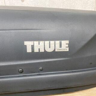 K8*3 THULE thule SWEDEN ルーフボックス ルーフキャリア - 車のパーツ