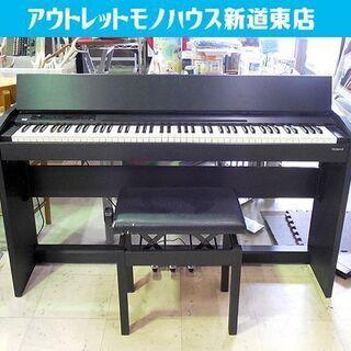 電子ピアノ 88鍵 2012年製 F-120 ローランド 黒 イ...