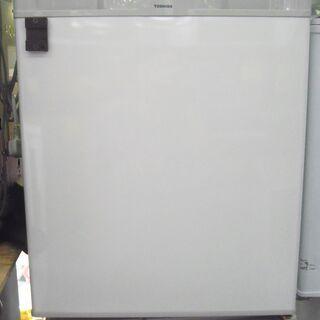 【恵庭】㉔TOSHIBA/東芝 1ドア冷蔵庫 2004年製 40...