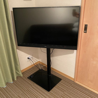 2019年製 maxzen 4K対応 43型液晶テレビ JU43...