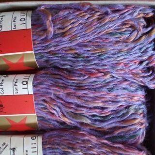 イタリア製毛糸50㌘×20