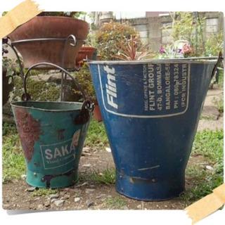 バケツ L ドラム缶リサイクル品の画像