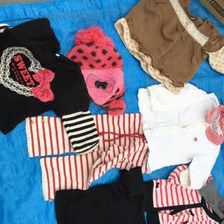 子供服 まとめ売り女の子 セット 80サイズ 冬