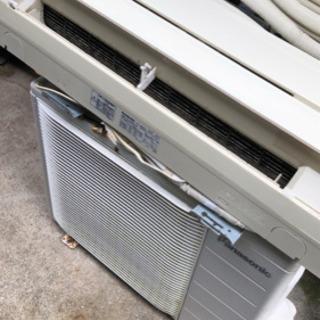 不用なエアコン、廃棄エアコン 持ち込みいただくと無料にて処分いた...