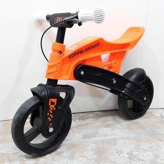 ドッペルギャンガー エースバイク ランニングバイク  ブレーキ付き