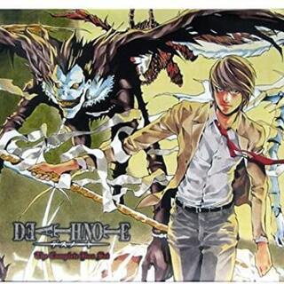 新品英語漫画版デスノート Death note the comp...