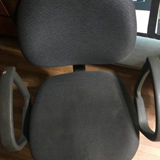 【中古】事務デスク用椅子