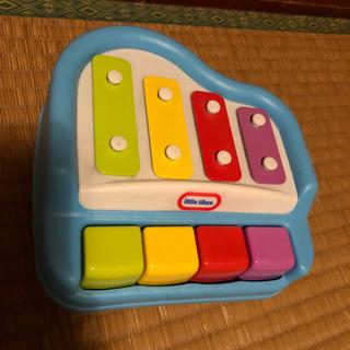 little tikes リトルタイクス ピアノ 鉄筋