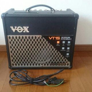 VOX/VT15 ギターアンプ 中古品