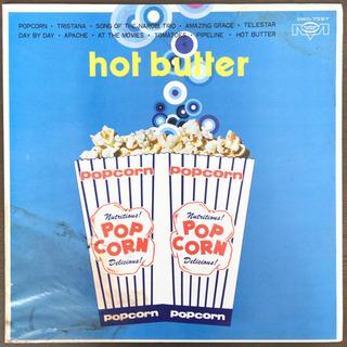 hot butter - popcorn LP レコード