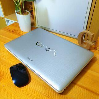 ブルーレイ対応の高性能VAIO♪ Core2メモリ4Gで高速! ...