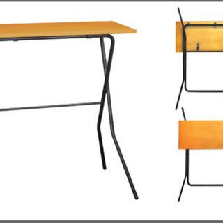 【引き取り限定】ハイテーブル  折りたたみ式