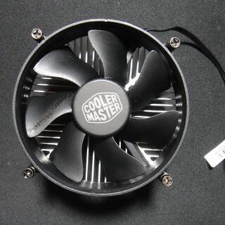使用時間1分 ほぼ新品CPUクーラー LGA115x