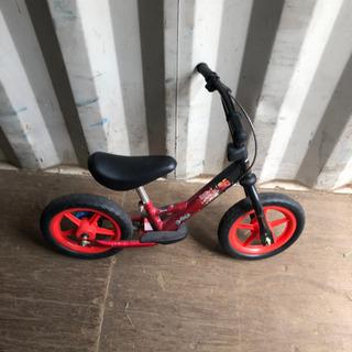 0903-3 アイデス D-Bike 95 赤 ペダルなし…