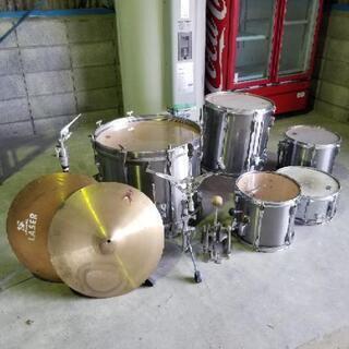 TAMA タマ ROCK-STAR DX ドラムセット ジャンク
