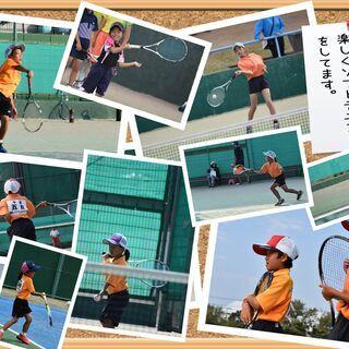 小学生の為のソフトテニスクラブです。