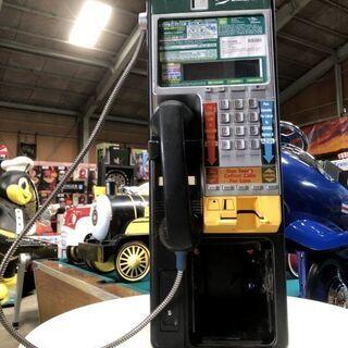 アメリカの本物公衆電話 ディスプレイに最高 USA非売品 USA...
