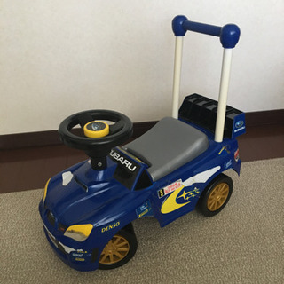 乗用玩具 スバル インプレッサ WRC おもちゃ SUBARU