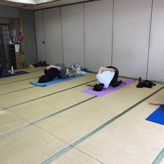 呼吸の質を高める【きれいになる呼吸ヨガ】札幌/オンライン同時開催...