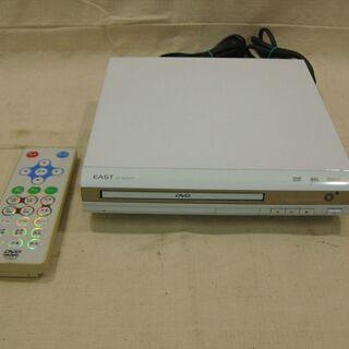 20K0193 2 アズマ DVDプレーヤー EAST DV-S...